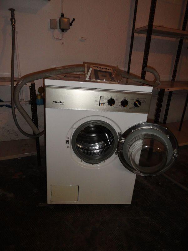 miele waschmaschine w433 de lux in m nchen. Black Bedroom Furniture Sets. Home Design Ideas