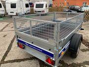 PKW Anhänger Neu 750kg mit