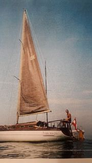 Segelyacht Rebell 31 Samonique