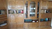 Wohnzimmer- Schrankwand in