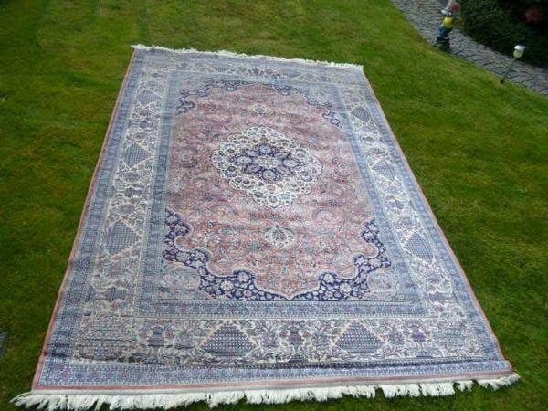 Orientteppich modern blau  Orientteppich kaufen / Orientteppich gebraucht - dhd24.com