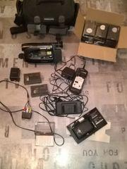 Video Kamera Panasonic