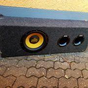 Audio System Subwoofer
