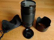 Nikon Tele-Objektiv