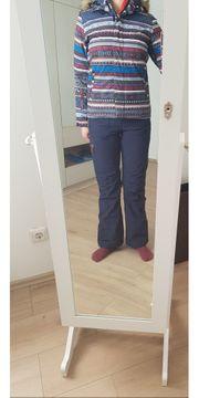 Blaue Damen Skihose von Roxy