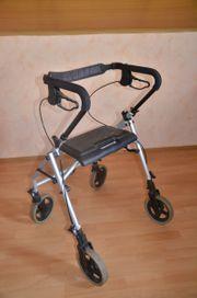 Rollator - 4 Räder -