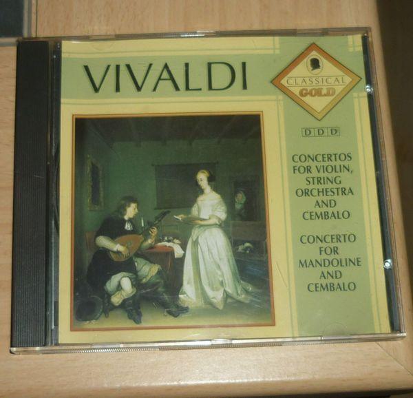 5 Klassik CD s