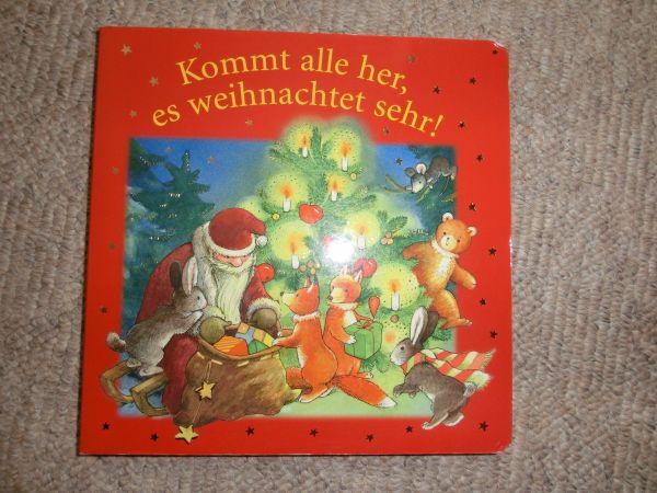 Kinderbuch Weihnachten Kommt alle her