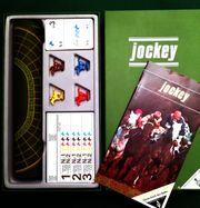 Jockey Spiel aus der Casino-Serie