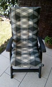 Gartenstühle inkl Auflage