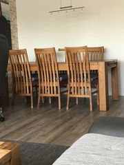 Eiche Möbel rustikal modern