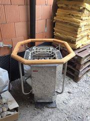 Saunaofen mit Steuerung,