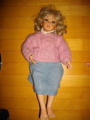 Puppe, Sammlerstück, ca.