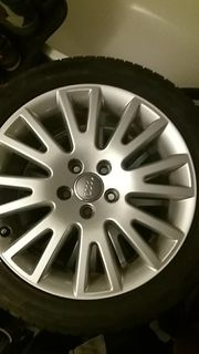 Audi Felgen 17