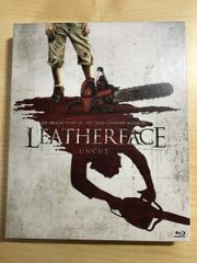 Leatherface Blu-ray Limited Müller Blu-ray