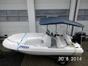 Motorboot Boot Festrumpfboot
