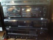 Kenwood KR-V 6020 KOMPLETT-Rack