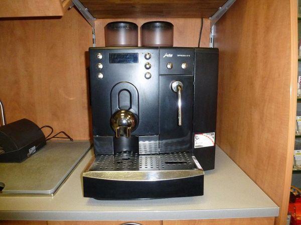 Kaffeevollautomat Jura Impressa X7-S Ladeneinrichtung