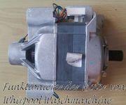 Motor einer Whirlpoolwaschmaschine