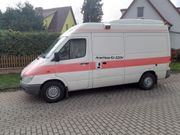 Wohnmobil Mercedes Sprinter