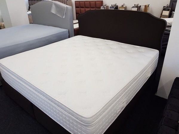 Gunstige Betten Original Handgefertigt Boxspringbetten Haskins In