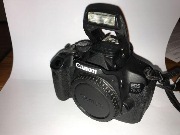 Canon 700D Tamron 18-270 f3