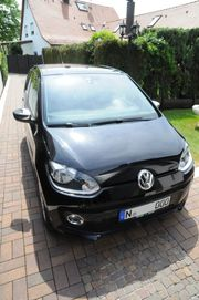 VW UP Black
