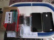 4 Smartphones + viel