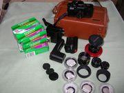 Pentax 110 Spiegelreflexkamera