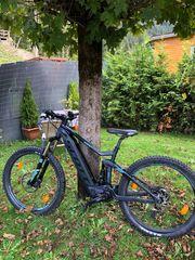 E-bike Scott contessa Genius 720