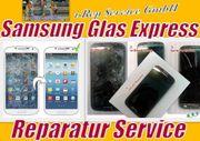 Samsung Galaxy A, S3 S4 S5 S6 S7 S8 Note Glas Express Reparatur gebraucht kaufen  Hamburg