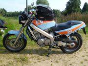 Honda NT650Hawk Einarmschwinge