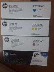 HP Laser Jet Toner - Druckerpatrone