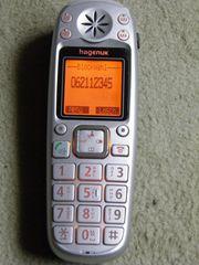 Großtastentelefon mit mobilteil nicht nur