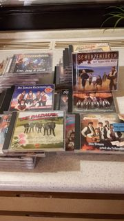 CDs Zillertaler Schürzenjäger,