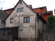 Kleines freistehendes Haus