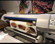 roland sp540v cut und print