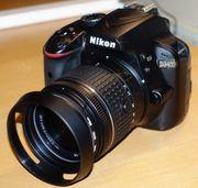 Nikon D 3400 24 MP