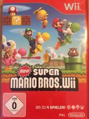 Wii Spiel Super