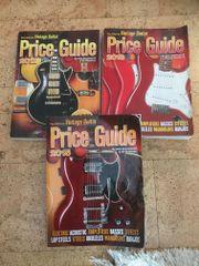 Vintage guitar price