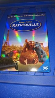 DVD Ratatouille