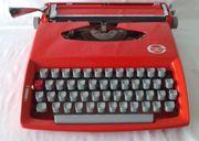 Alte Schreibmaschine, Elite,