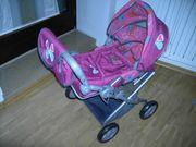 Puppenwagen- Knorrtoys, Pink