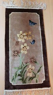 Handgeknüpfter Wandteppich
