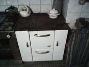 Küchenherd für Holz/