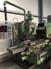 Fräsmaschine WMW Heckert FSS 315