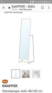 Standspiegel von IKEA nagelneu