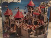 Große Playmobil Ritterburg