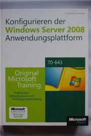 Konfigurieren der Windows Server 2008