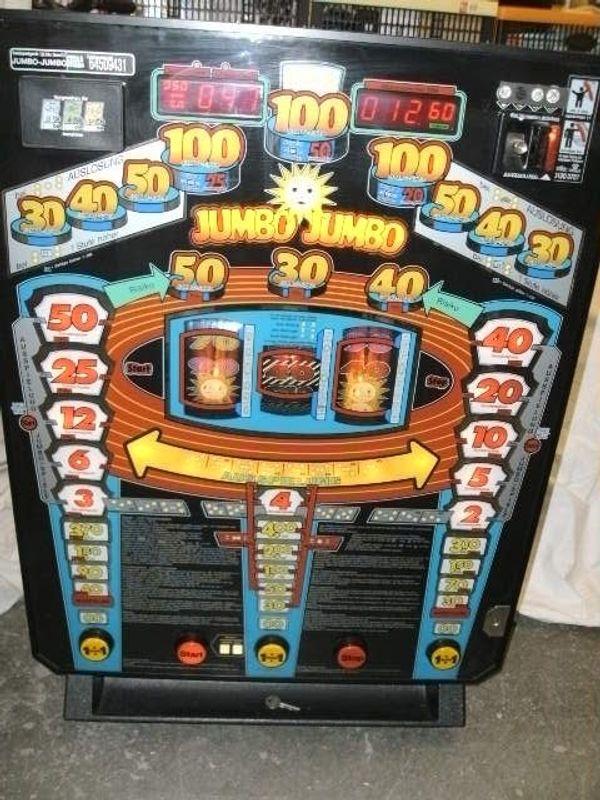 Geldspielautomat Gebraucht